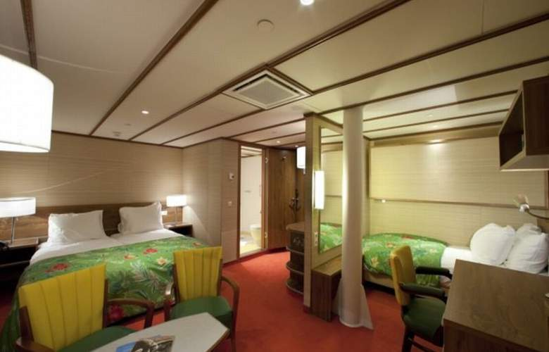 SS Rotterdam by Westcord Hotels - Room - 12