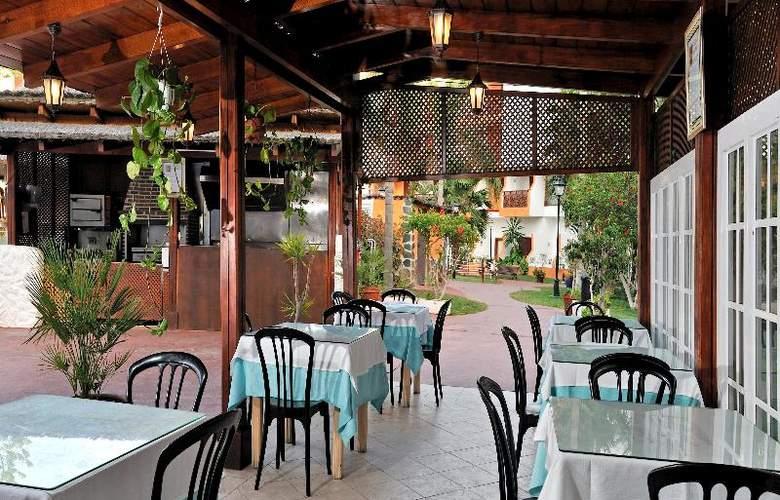 Apartamentos Globales Tamaimo Tropical - Restaurant - 27