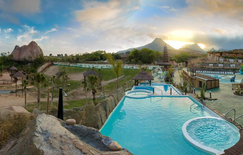 Magic Natura Animal Waterpark & Polynesian Resort - Pool - 15