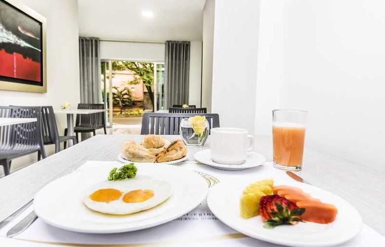 Casa Hotel Asturias - Restaurant - 61