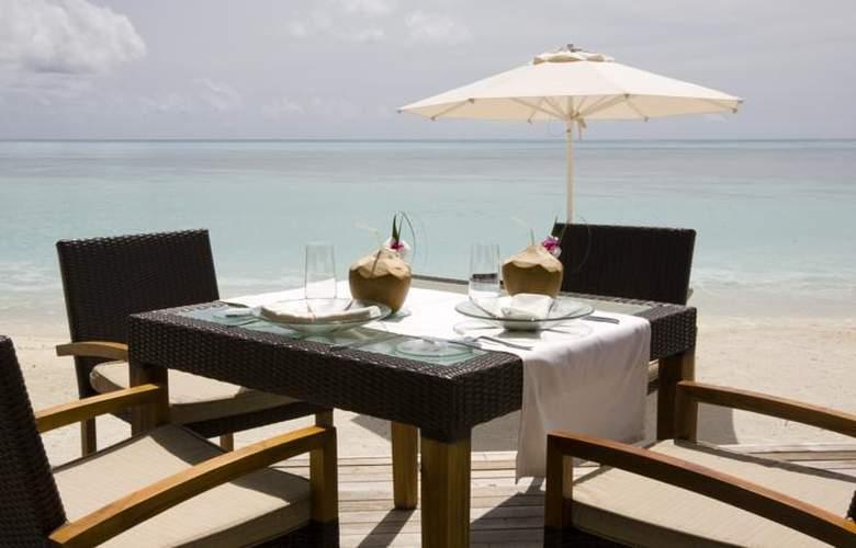 Lux South Ari Atoll - Restaurant - 23