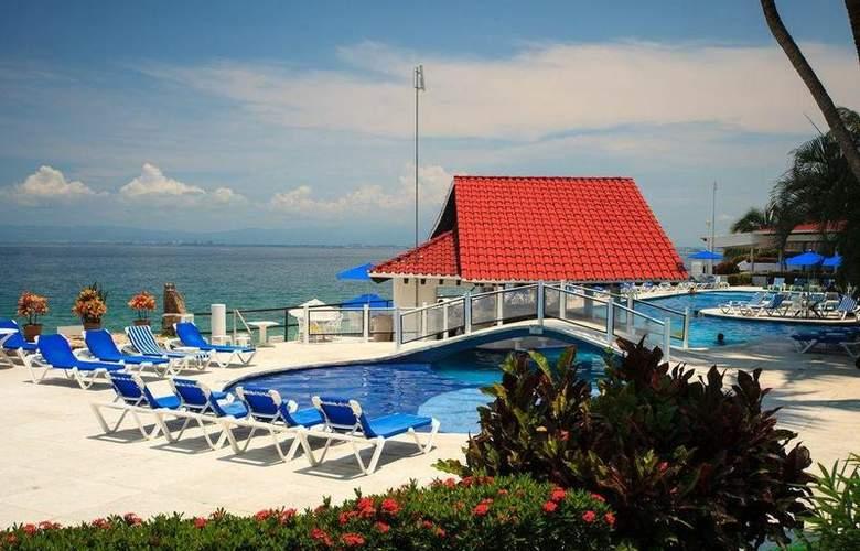 Grand Park Royal Luxury Resort Puerto Vallarta - Pool - 20