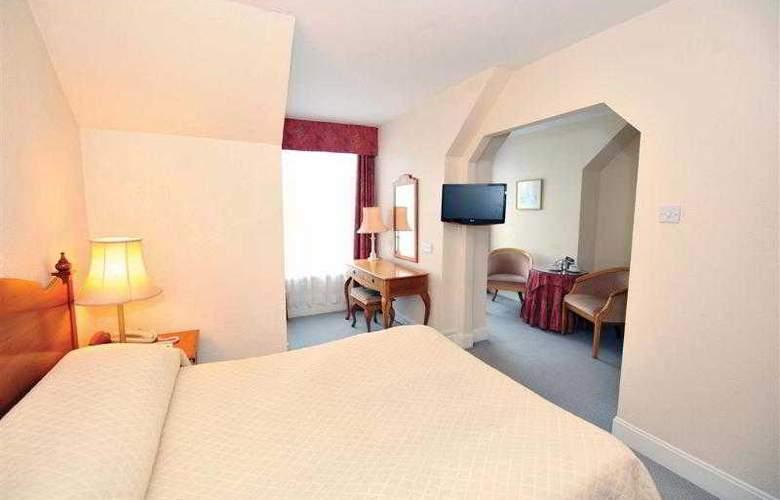 Best Western Bristol - Hotel - 86