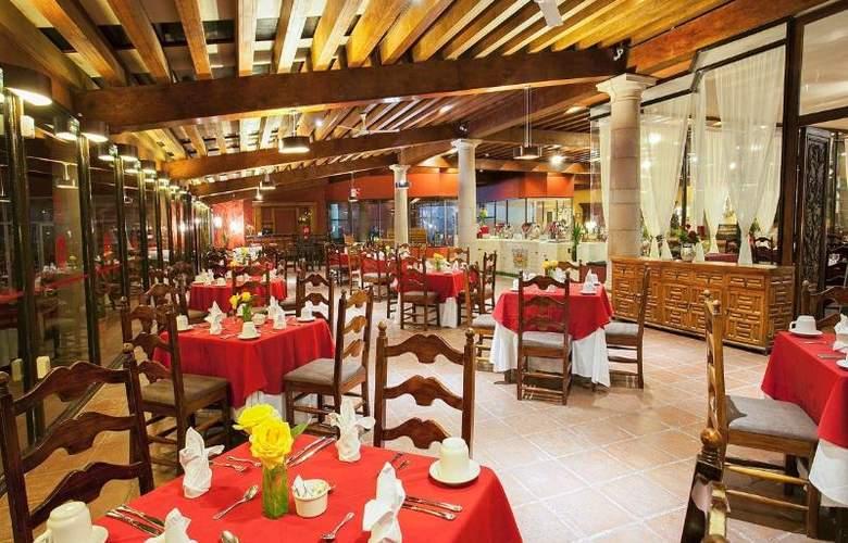 Real de Minas San Miguel Allende - Restaurant - 18