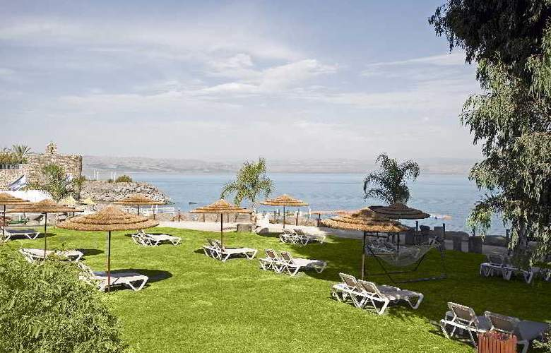 The Rimonim Galei Kinneret - Beach - 11