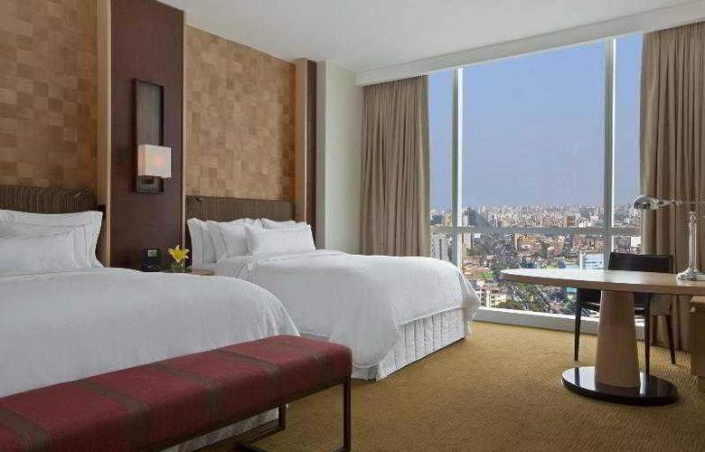 The Westin Lima Hotel & Convention Center - Hotel - 20