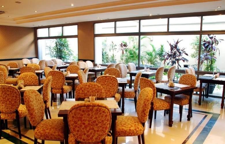 Reconquista Garden - Restaurant - 17