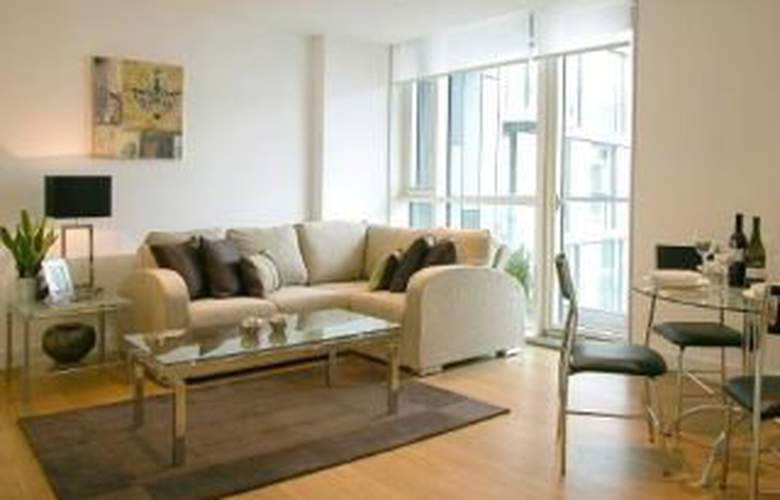 Times Square Serviced Apartments - Room - 4