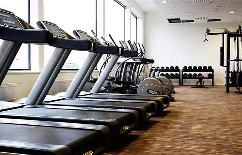 Clarion Hotel Arlanda Airport - Sport - 5