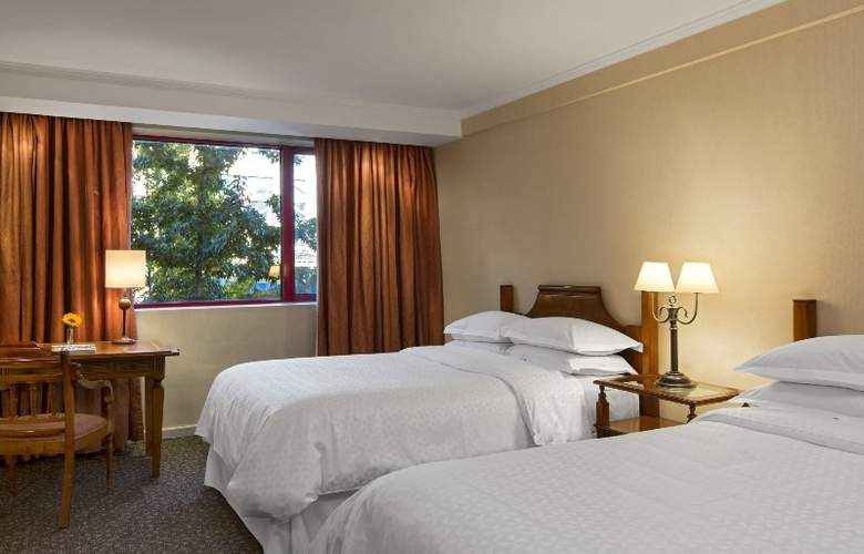 Four Points by Sheraton Santiago - Room - 2
