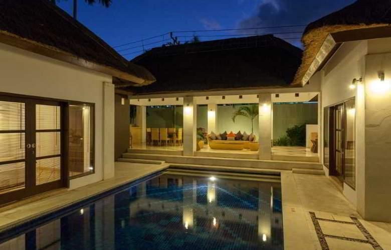 B Villa + Pool - Pool - 21