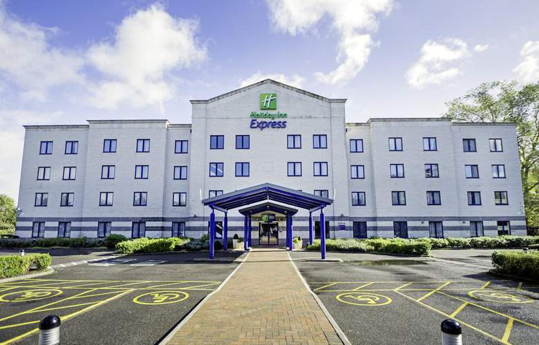 Holiday Inn Express Poole - Hotel - 0