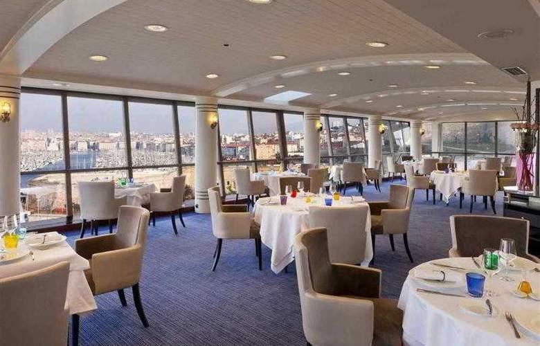Sofitel Marseille Vieux Port - Hotel - 36