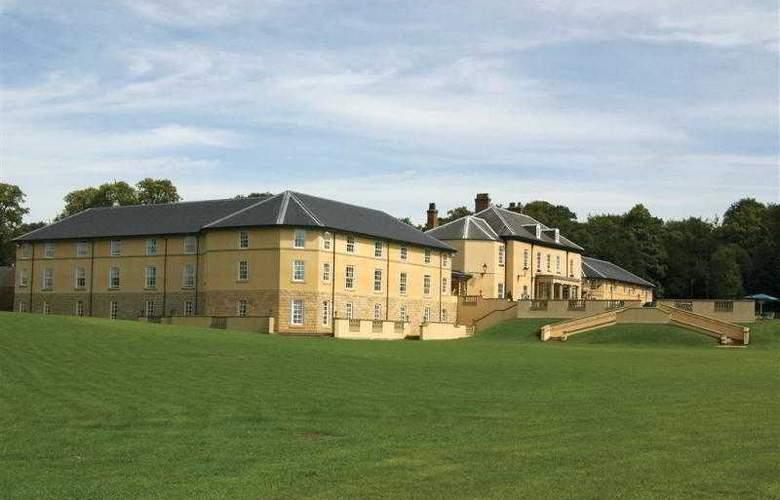 Best Western Hardwick Hall - Hotel - 1