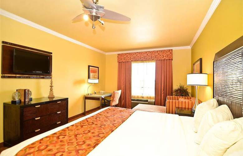 Best Western Plus Christopher Inn & Suites - Room - 168