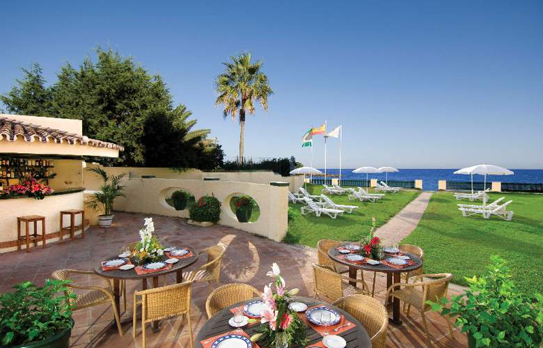 Bluebay Banús - Restaurant - 12