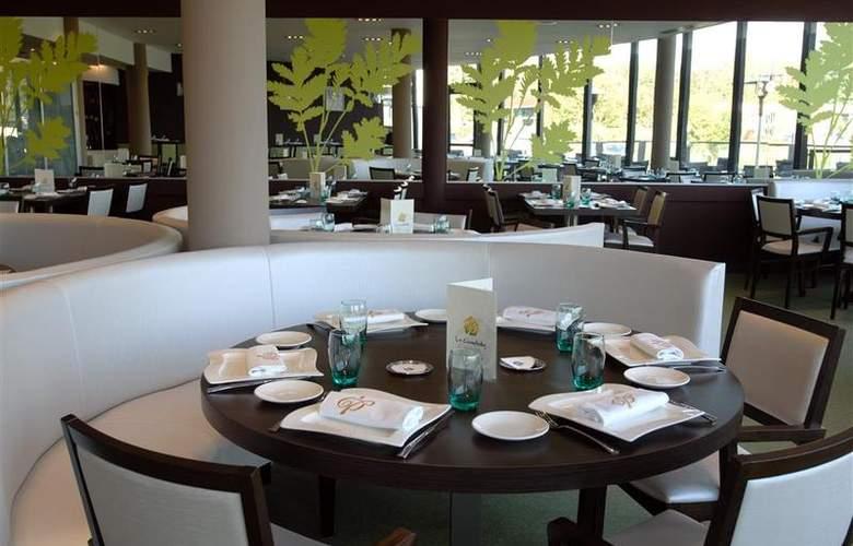 Best Western Palladior Voiron - Restaurant - 15