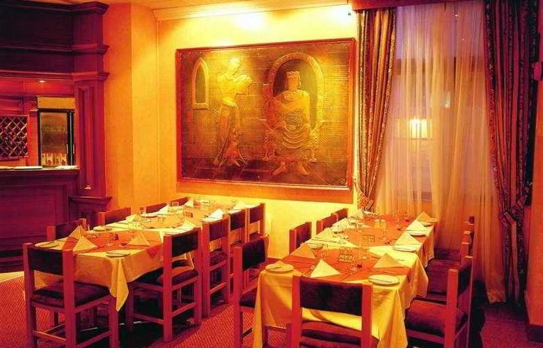 Crusader Beach Hotel - Restaurant - 7