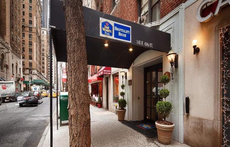 Best Western Plus Hospitality House - Apartments - Hotel - 39