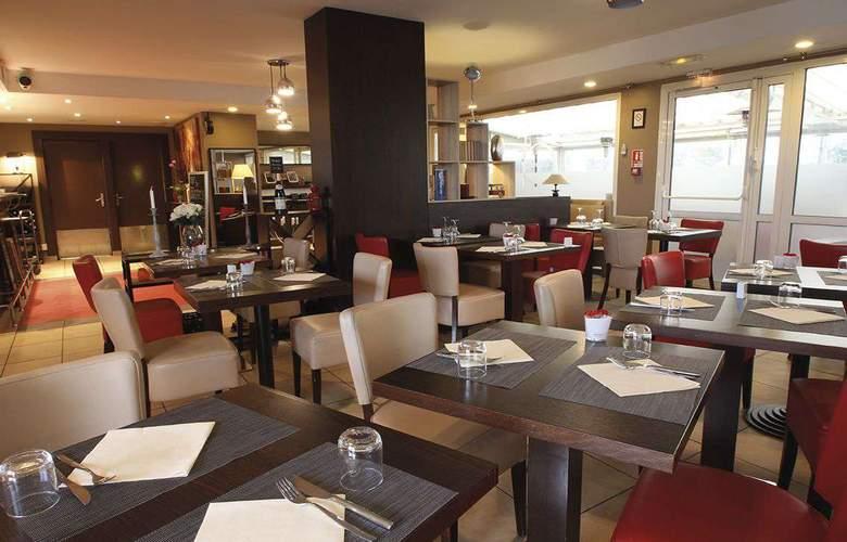 Appart'City Confort Montpellier Ovalie 1 - Restaurant - 4