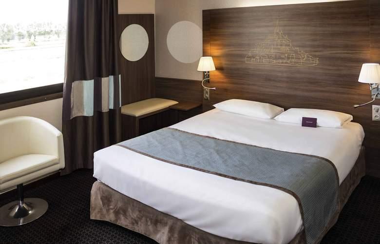 Mercure Mont St Michel - Room - 7
