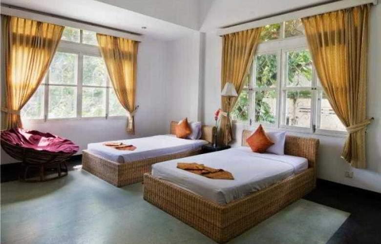 Frangipani Villa 90s - Room - 10