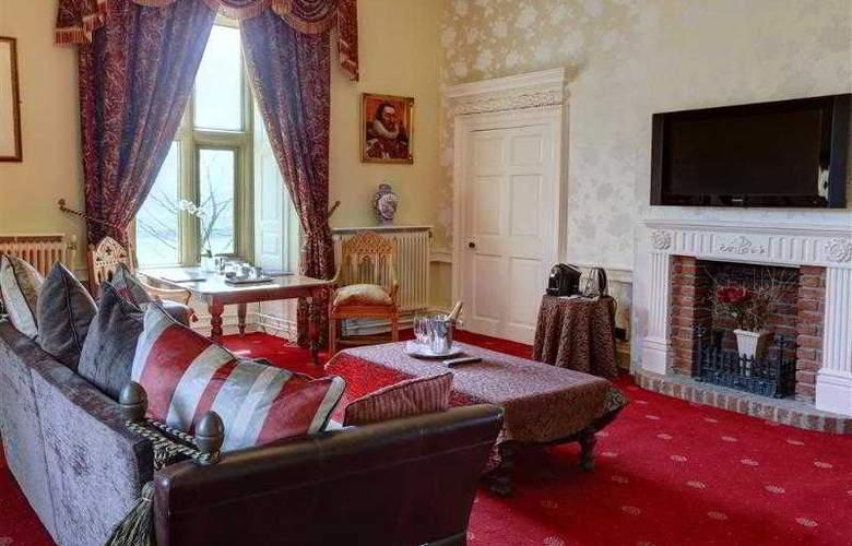 Best Western Walworth Castle Hotel - Hotel - 27