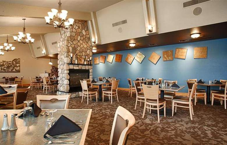 Best Western Sheridan Center - Restaurant - 95