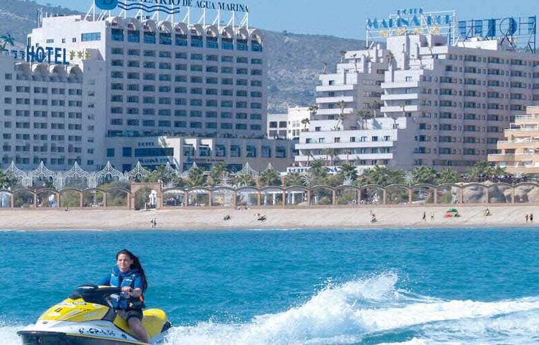 Marina dOr Playa Hotel 4 Estrellas - Hotel - 17