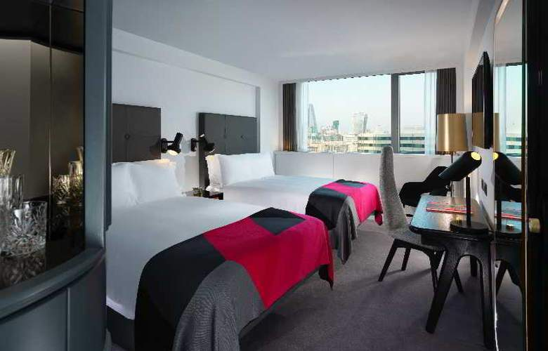 Mondrian London - Room - 17