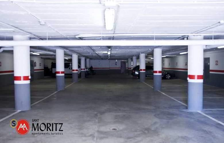 Apartamentos Sant Moritz - Terrace - 49