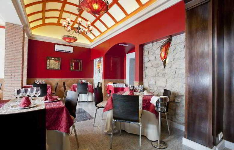 Sercotel Florida - Restaurant - 6
