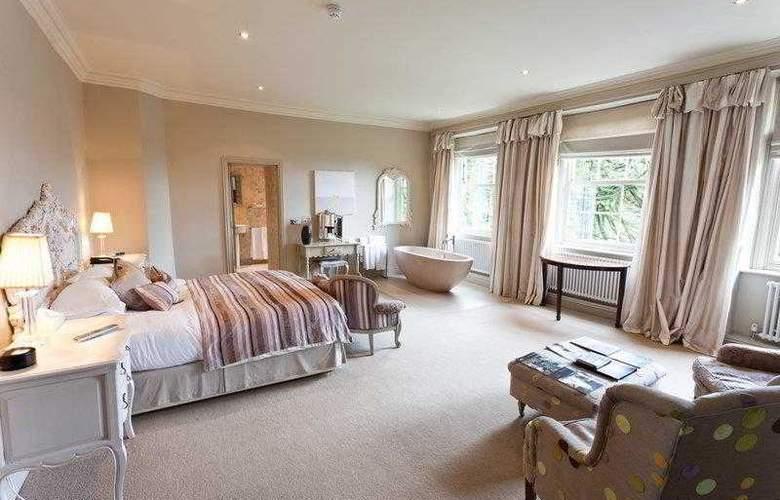 Best Western Mosborough Hall - Hotel - 22