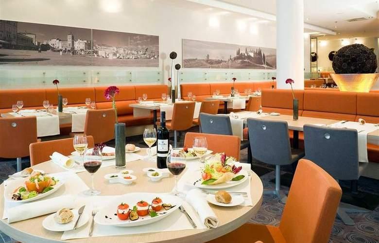 Novotel Muenchen Messe - Restaurant - 61