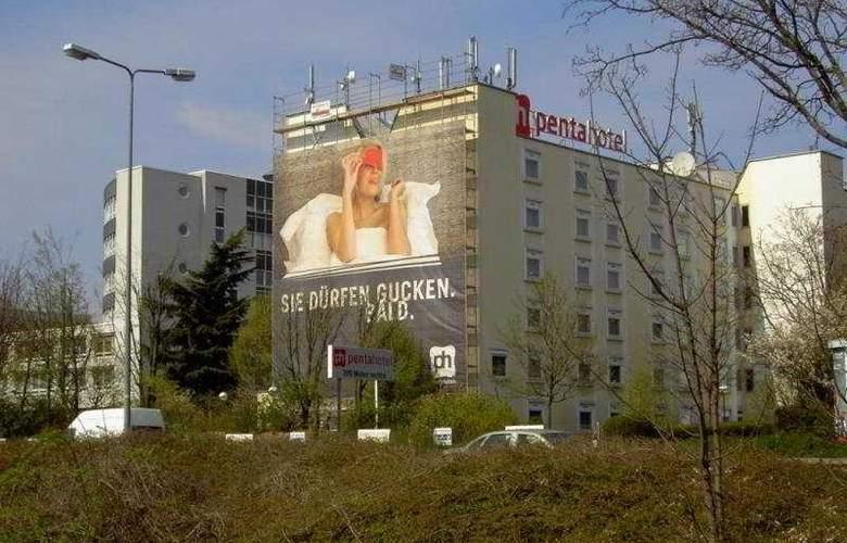 Pentahotel Wiesbaden - Hotel - 0
