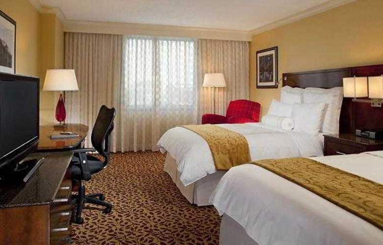 Denver Airport Marriott at Gateway Park - Hotel - 3