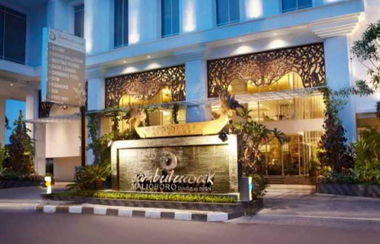 Jambuluwuk Malioboro Boutique Hotel - Hotel - 6
