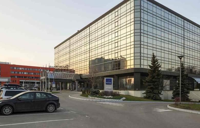 Novotel Moscow Sheremetyevo Airport - Hotel - 22