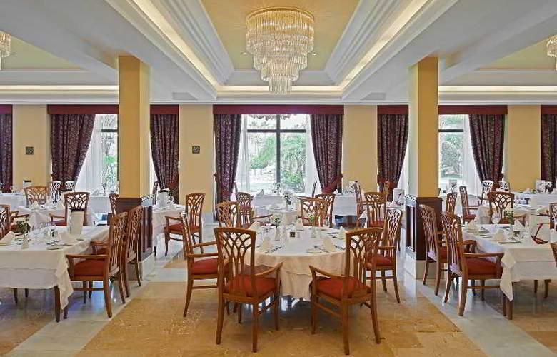 Hipotels Barrosa Palace & SPA - Restaurant - 21