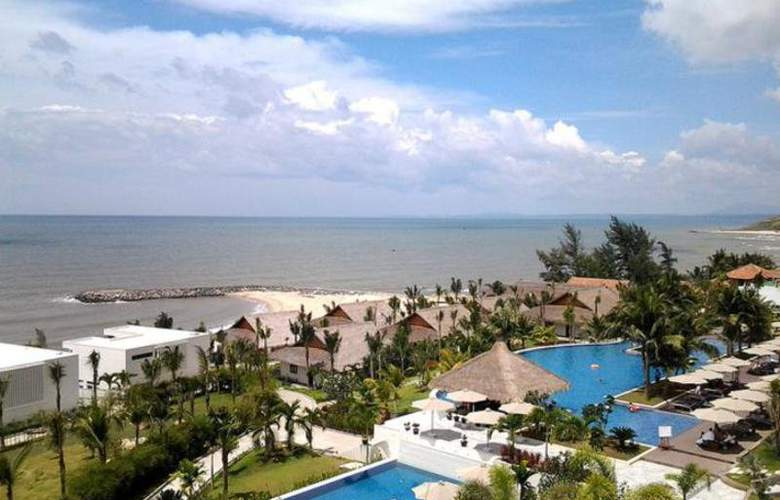 The Cliff Resort & Residences - Hotel - 7
