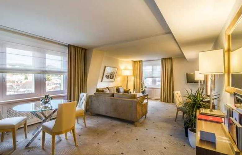 Lausanne Palace - Room - 4
