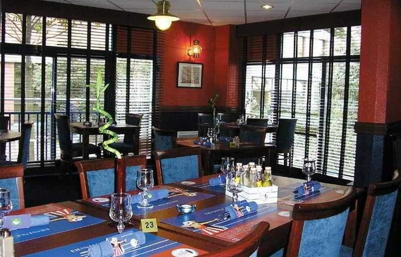 Comfort Hotel Rouen - Restaurant - 1