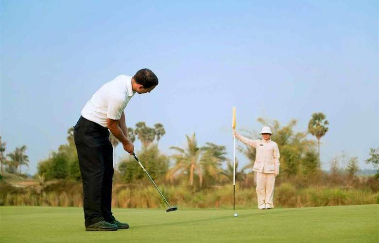 Sofitel Angkor Phokeethra Golf & Spa Resort - Hotel - 15
