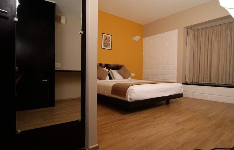 Mango Hotels, Hyderabad - Room - 2