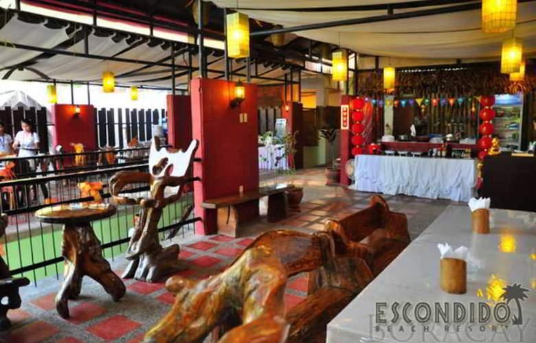 Escondido Resort under J.A.L Management - Restaurant - 12