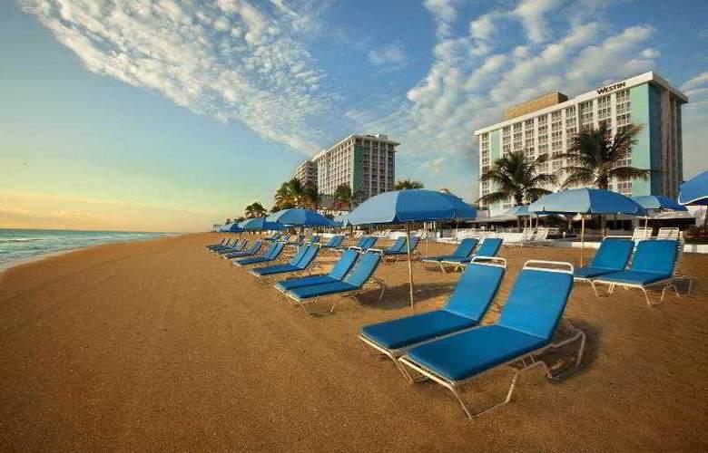 The Westin Fort Lauderdale Beach Resort - Hotel - 28