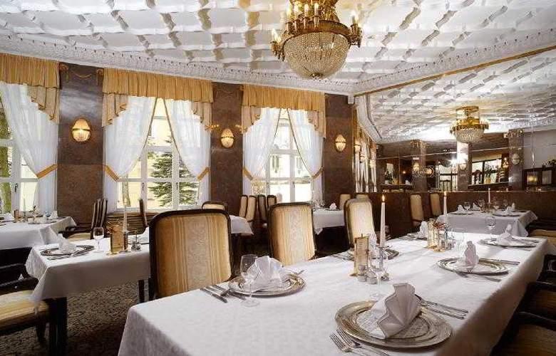 Orea Spa Hotel Palace Zvon - Restaurant - 8