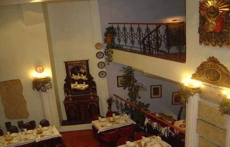 Orient Mintur - Restaurant - 10