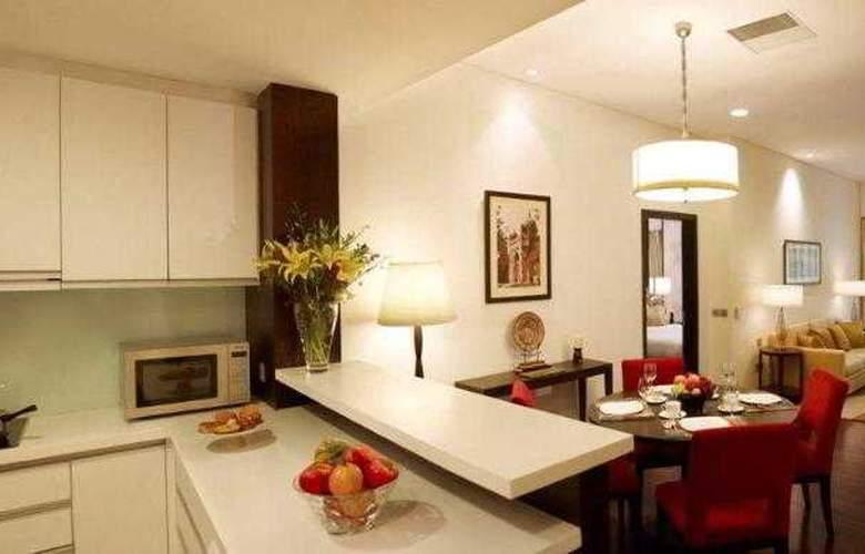 Somerset Greenways Chennai - Room - 9