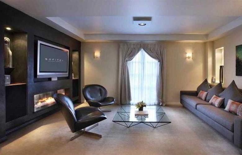 Sofitel Queenstown Hotel & Spa - Hotel - 56